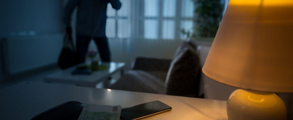 Einbruchsichere Wohnung: 5 Tipps für die dunkle Jahreszeit