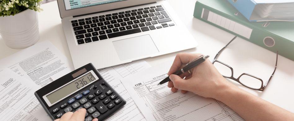Sonderausgaben: So lassen sich Steuern sparen
