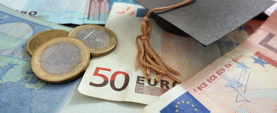 Fünf Fragen zur Bafög-Rückzahlung