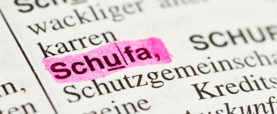 Schufa-Score: Welche Bedeutung hat der Scorewert?