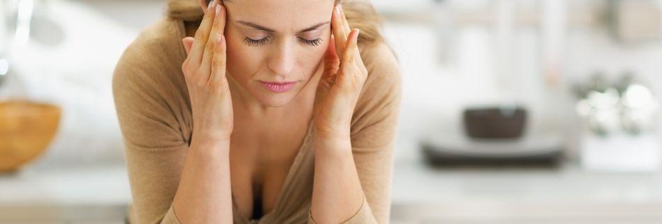 Migräne: Was tun, wenn die Kopfschmerzen kommen?