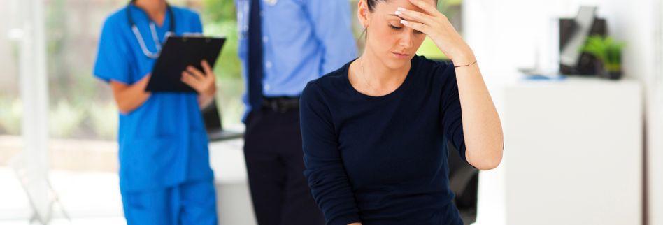 Gehirnerschütterung: Symptome können sich erst spät zu erkennen geben