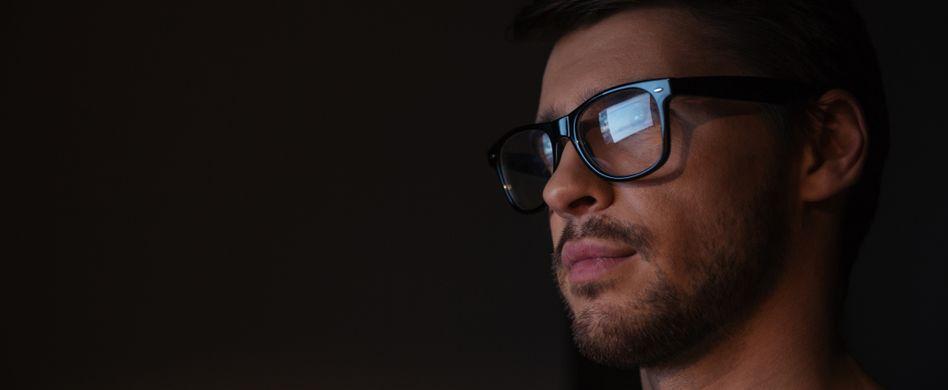 Entspiegelte Brillen - Für wen sich die Entspiegelung der Brillengläser lohnt