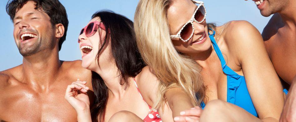 Sonnenbrille: Tönungsstufen und UV-Schutz bei Sonnenbrillen