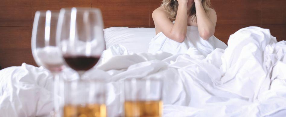 Warum macht Alkohol Kopfschmerzen?