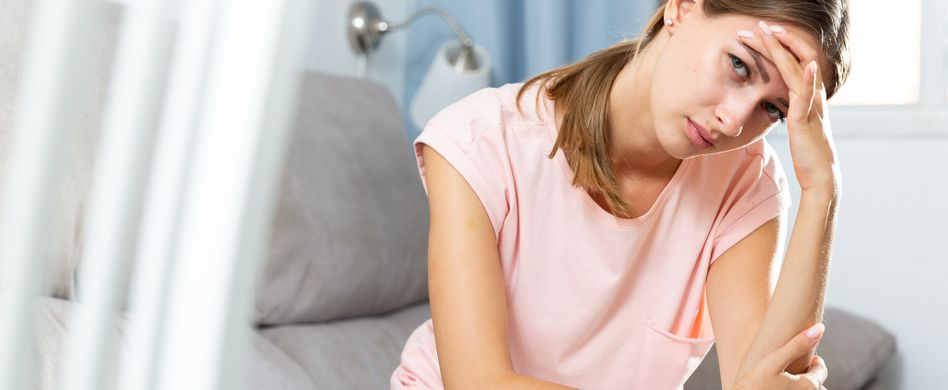 Kopfschmerzen an der Stirn: häufige Ursachen