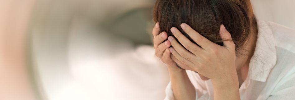 Kopfschmerzen und Schwindel: ein Warnsymptom?