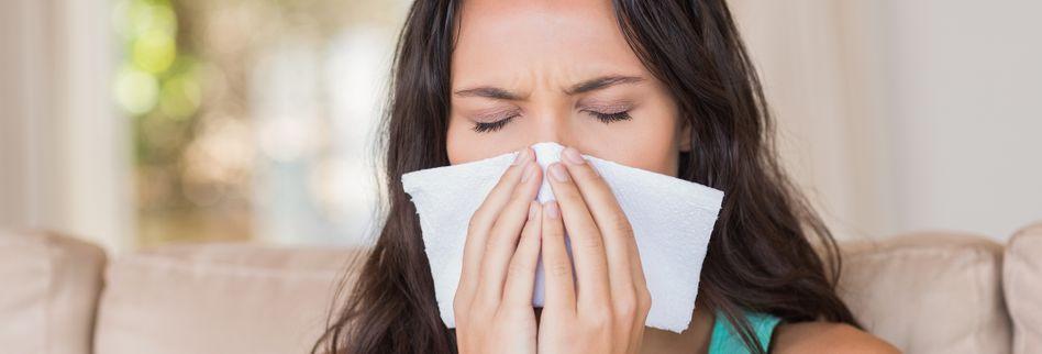 Was ist eine Allergie und wann kommt es zu einer allergischen Reaktion?