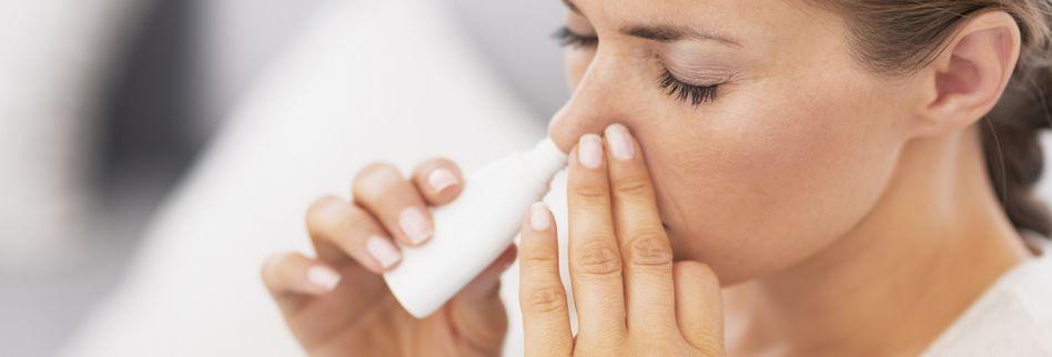 Nasentropfensucht: Warum macht Nasenspray süchtig?