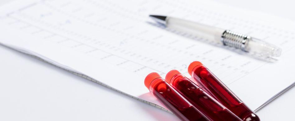 Blutwerte: Gesundheit kann gemessen werden