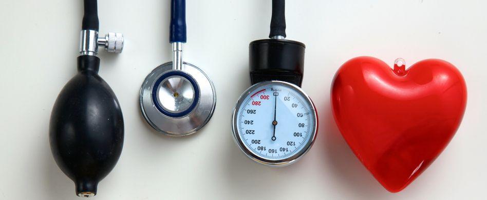 Bluthochdruck-Werte: Ab wann spricht man von Bluthochdruck?