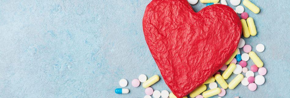 Medikamente nach dem Herzinfarkt: Diese Präparate müssen Sie nehmen