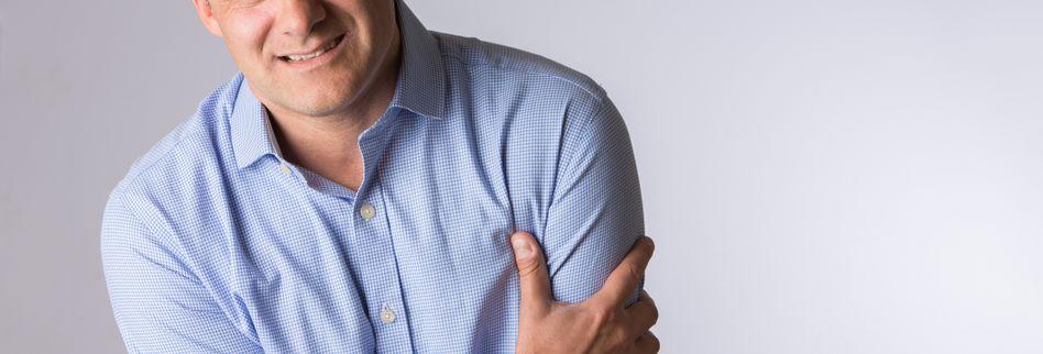 Herzinfarkt: Schmerzen im linken Arm - warum?