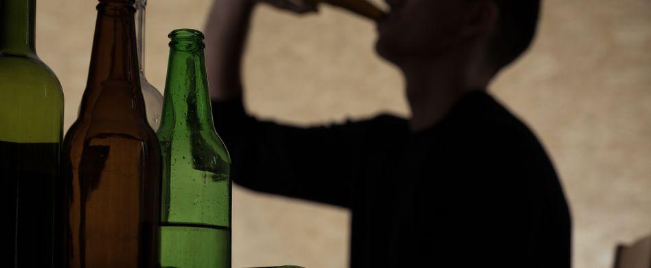 Alkoholiker-Test: Bin ich alkoholsüchtig?