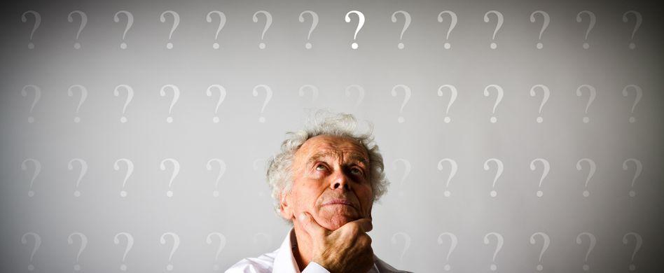 Alzheimer-Test: Wie hoch ist mein Alzheimer-Risiko?