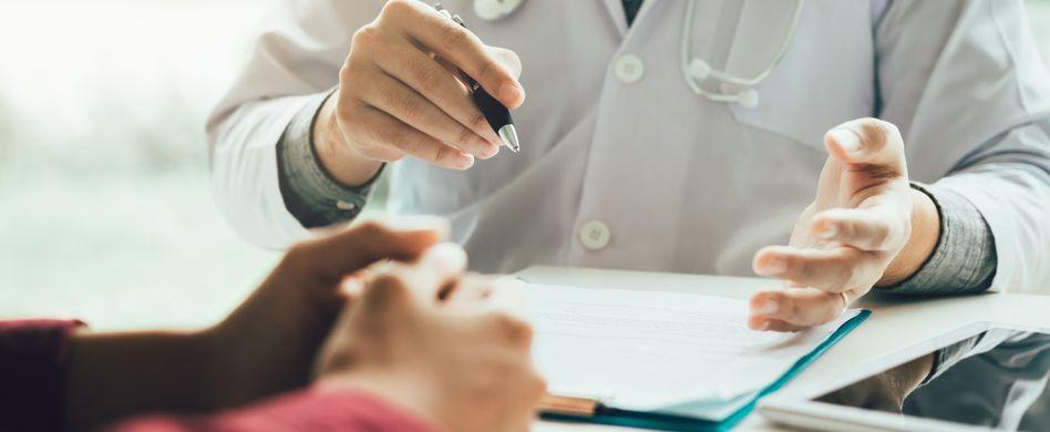 Wie lange krankgeschrieben bei Thrombose?