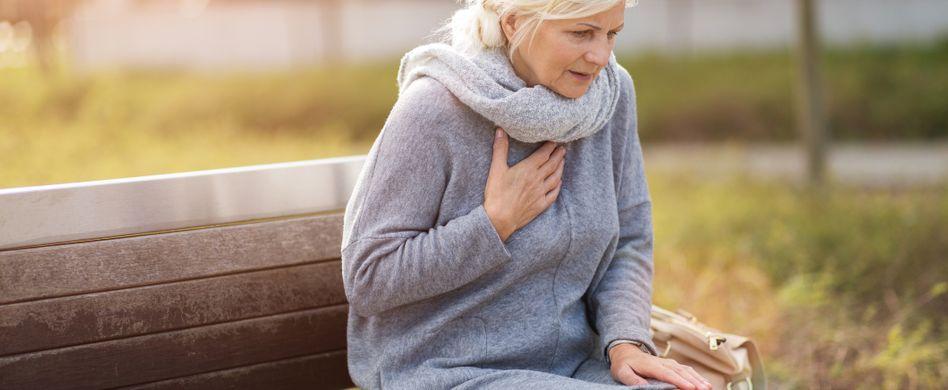 Herzinsuffizienz: Ursachen und Therapie der Herzschwäche