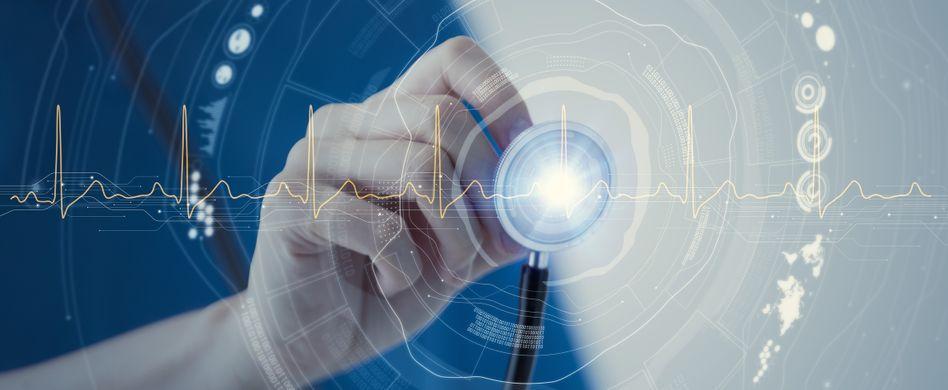 Die vier Stadien der Herzinsuffizienz