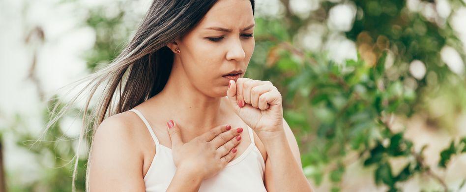 Symptome und Anzeichen einer Herzinsuffizienz