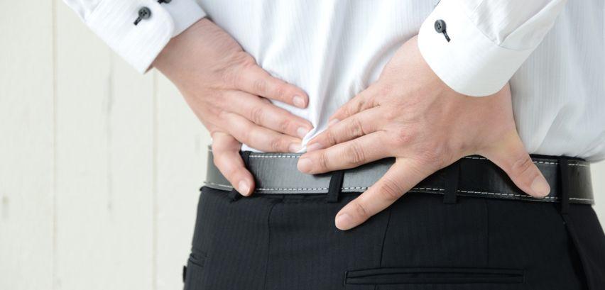 Rückenschmerzen: Wann Sie zum Arzt gehen sollten