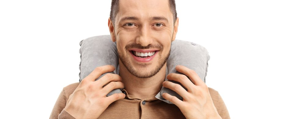 Nackenkissen: So benutzen Sie es richtig