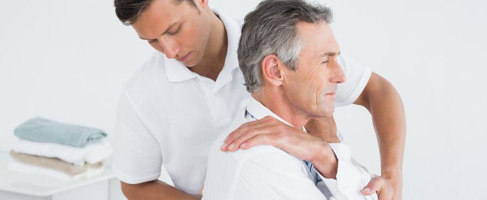 Morbus Bechterew: Wann eine Physiotherapie sinnvoll ist