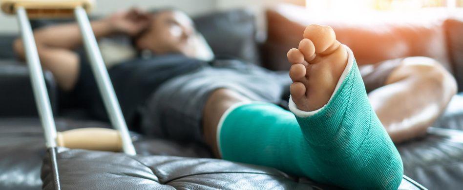 Charcot-Fuß: Stadien, Therapie und Prognose der Krankheit
