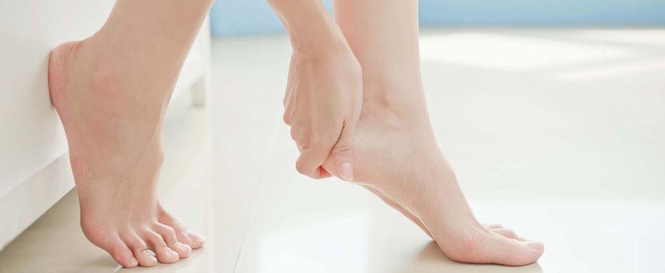 Was ist ein Fersensporn? Ursachen, Symptome & Behandlung