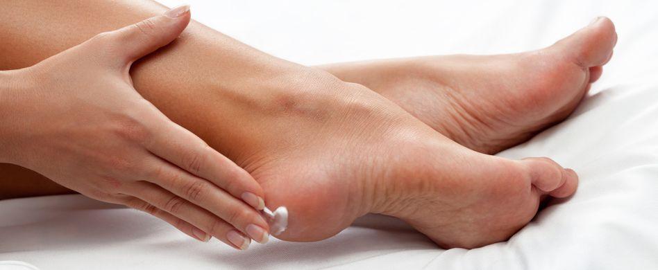 Fußpilz: 10 Symptome, um die Infektion zu erkennen