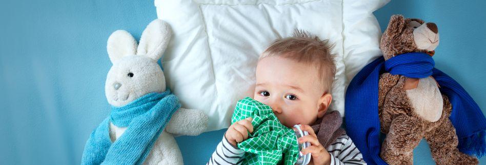 Mumps-Behandlung: Das hilft gegen Ziegenpeter