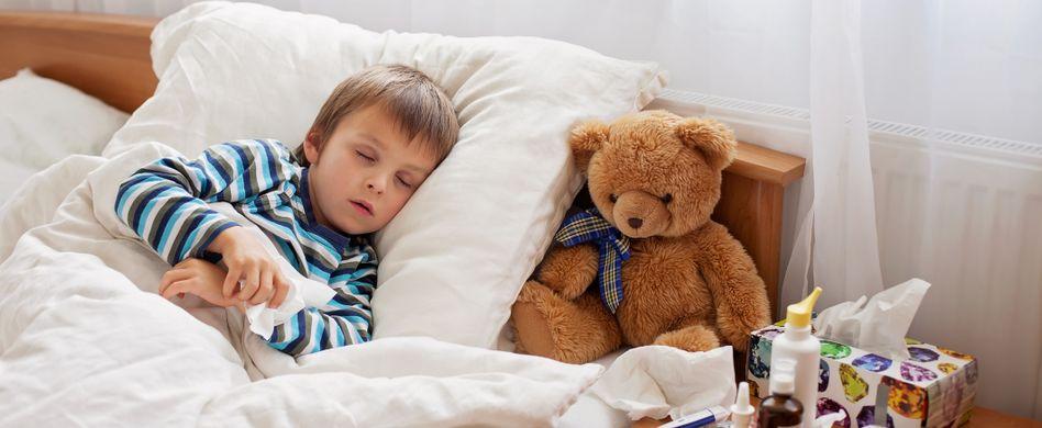Pertussis-Symptome: Daran erkennen Sie Keuchhusten