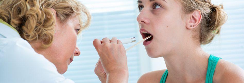 Scharlach bei Erwachsenen: Symptome und Behandlung