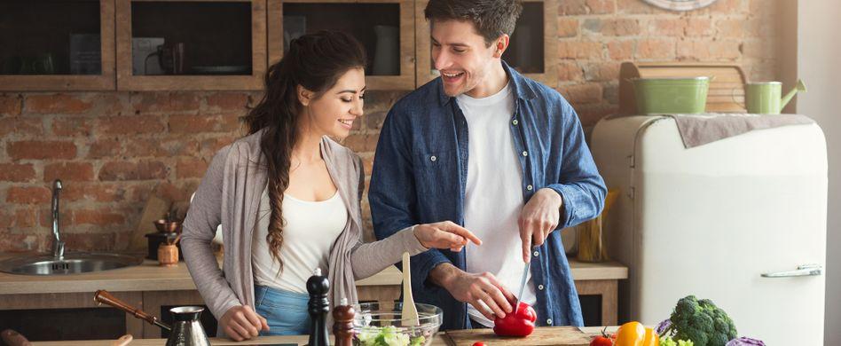Lebensmittelhygiene: Lebensmittel richtig aufbewahren und zubereiten