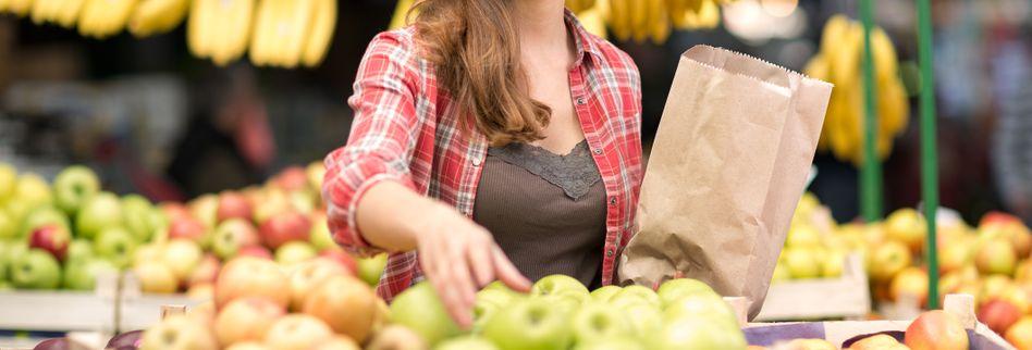 Lebensmittelhygiene: Obst richtig lagern