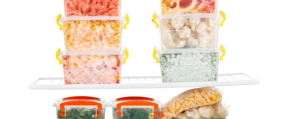 Lebensmittel einfrieren: Sichere Tipps für die Tiefkühltruhe