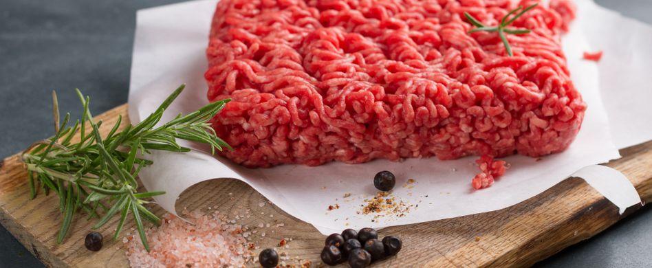 Hackfleisch auftauen: So machen Sie es richtig!