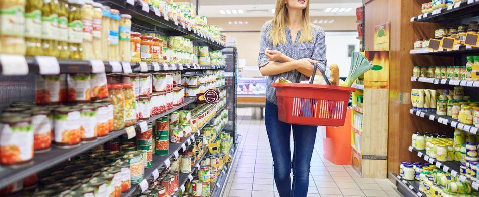Richtig einkaufen: Der Einkaufszettel gegen Lebensmittelverschwendung