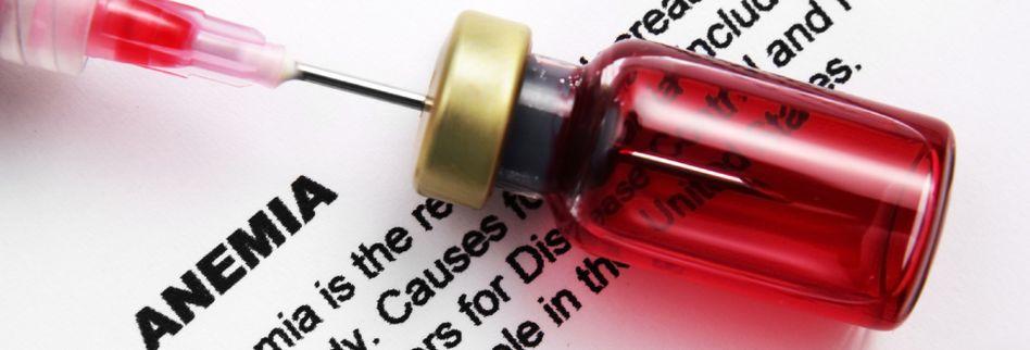 Anämie: Behandlung von Blutarmut