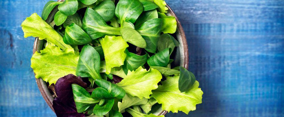 Basische Lebensmittel: Diese 5 Speisen helfen gegen Übersäuerung