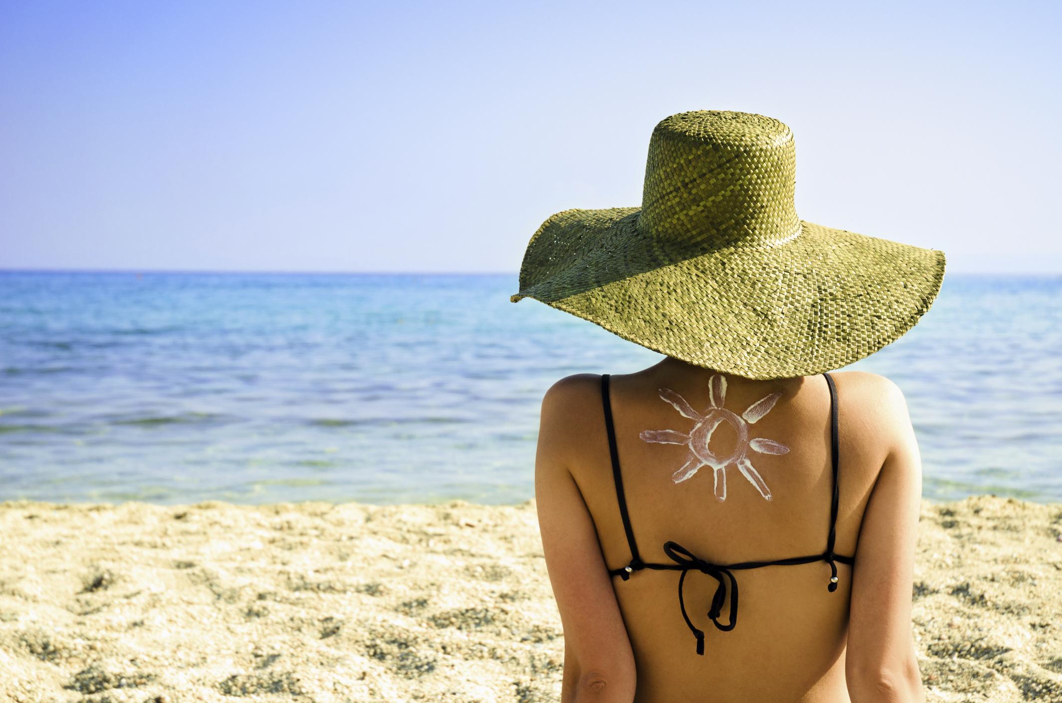 Meer ausschlag sonne Hautprobleme, weil