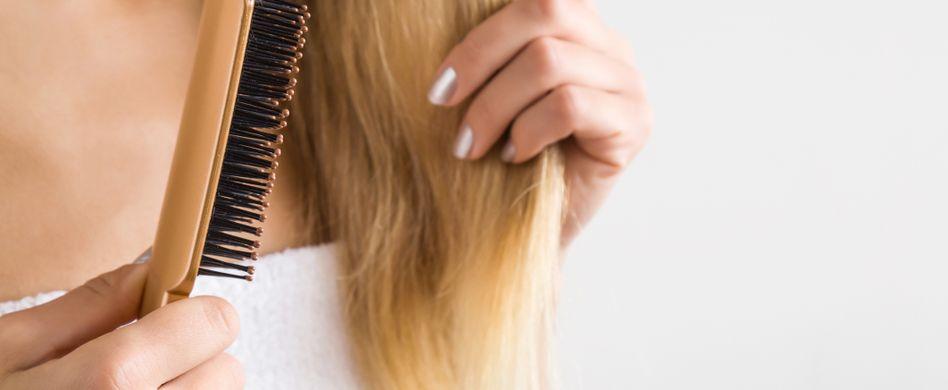 Haarausfall bei kranker Schilddrüse: Was hilft?