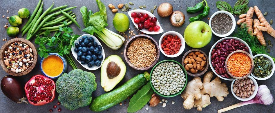 Vegan leben und ausreichend versorgt sein