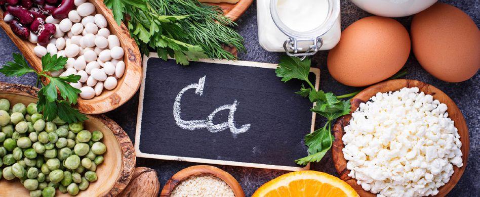 Was ist Calcium? Wirkung und Tagesbedarf