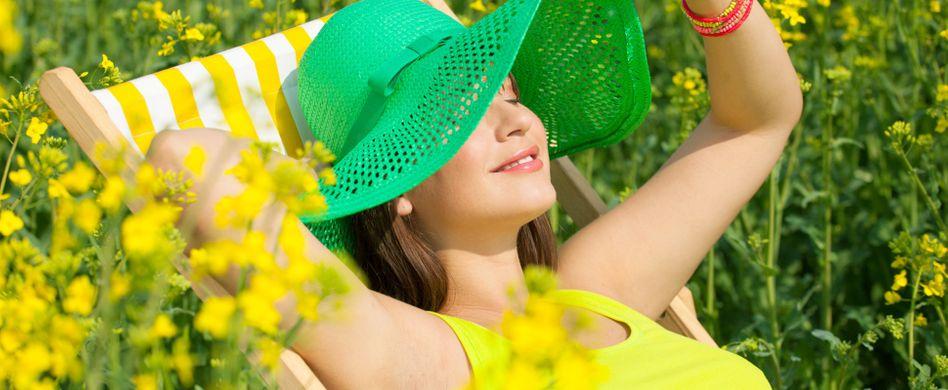 Hilft Calcium bei Sonnenallergie?