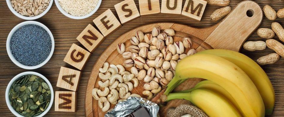 Lebensmittel mit viel Magnesium: Her mit dem Frühstücksmüsli!