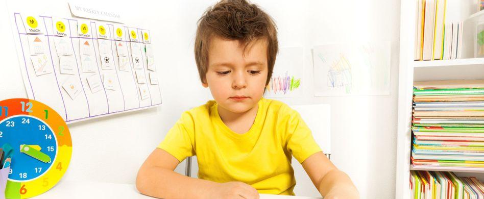 Autismus: Ursachen der Entwicklungsstörung