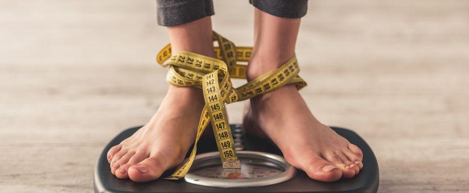 Essstörung: Bei Magersucht, Bulimie und Binge Eating wird Essen zum Feind.
