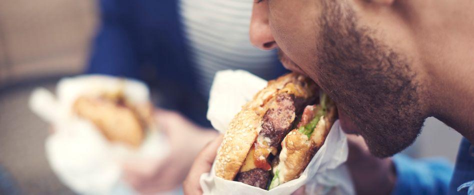 Bulimie beim Mann