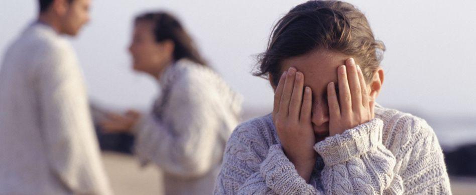 Narzisstische Mutter: Wie narzisstische Eltern Kindern schaden