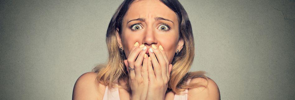 5 skurrile Phobien: Angst vor Knöpfen, Knoblauch und Co.